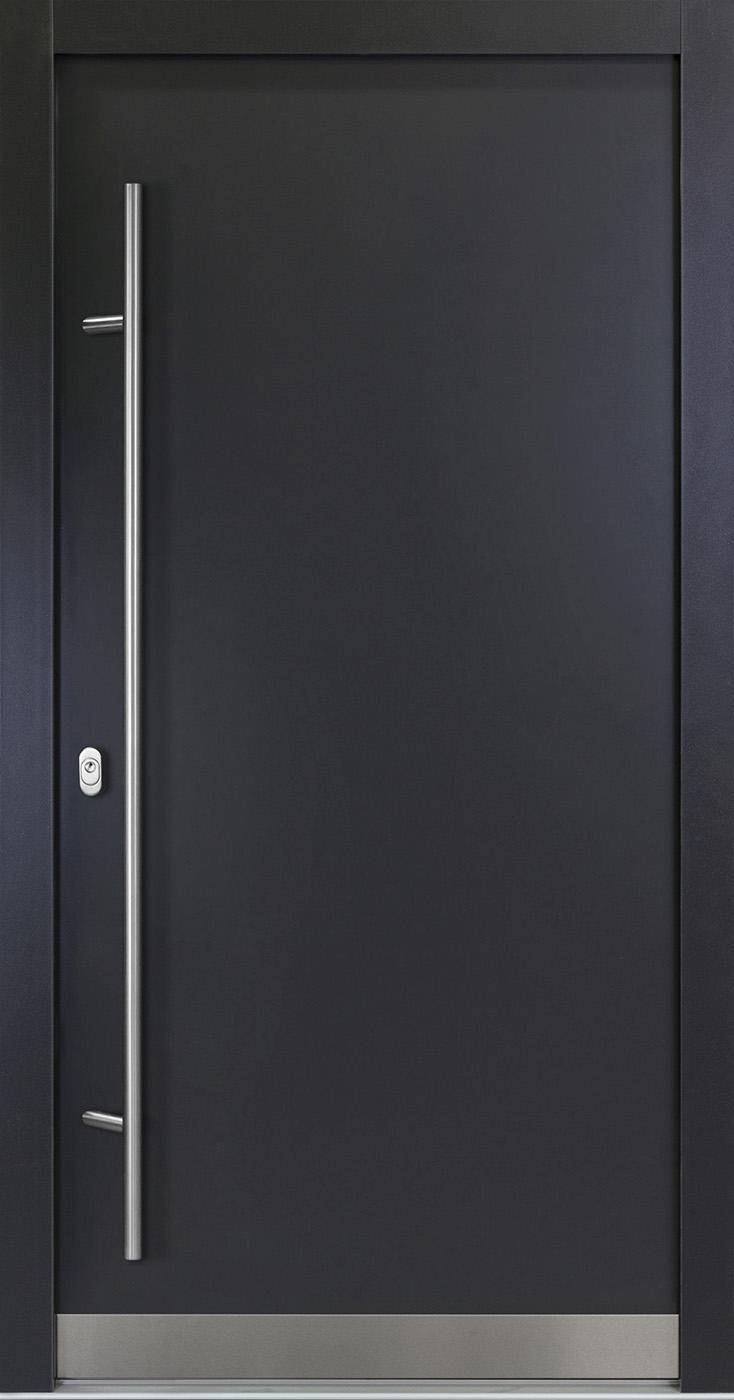 Haustüren weiß ohne glas  Aluminium Haustür - Bautiefe 68mm | Onlinekonfigurator ...