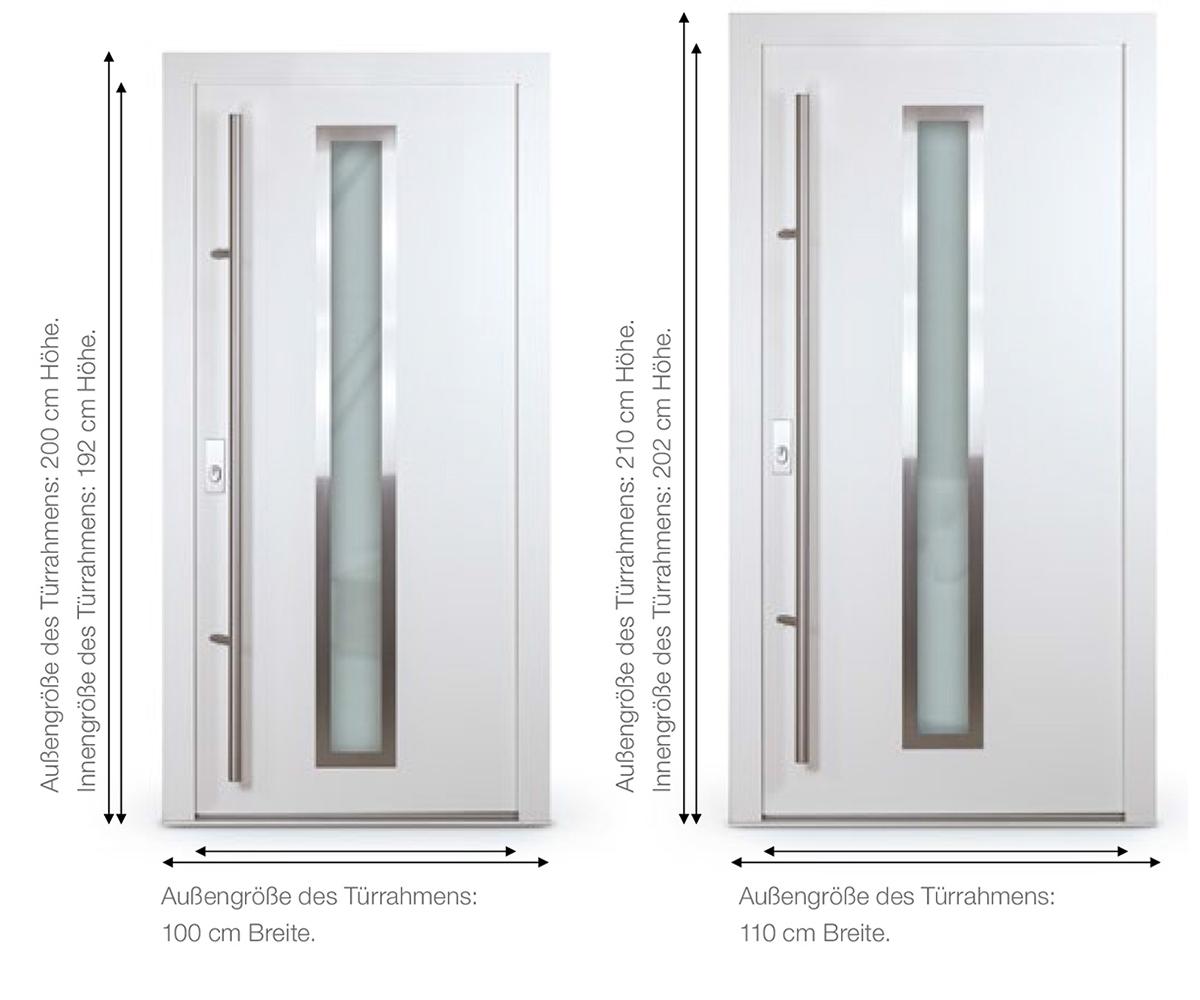 Gemütlich Standardgröße Eines Türrahmens Galerie - Bilderrahmen ...