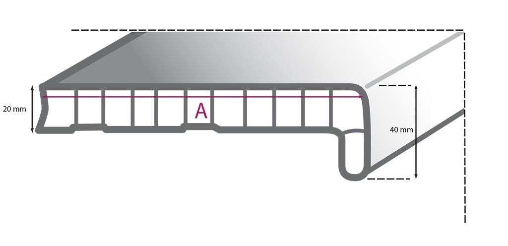 Fensterbänke Innen - Kunststoff Fensterbank | Onlinekonfigurator ...